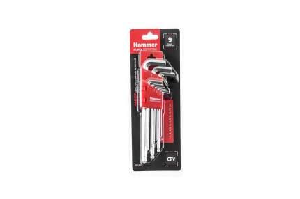 Шестигранный ключ Hammer 601-030 CRV 400837
