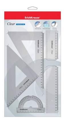 Геометрический набор ErichKrause Clear