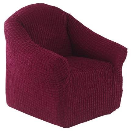 Чехол на кресло KARNA красный