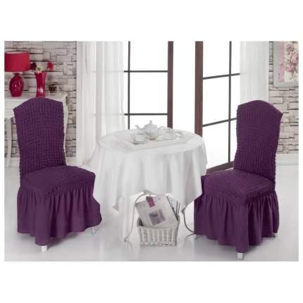 Чехол для стула Karna Bet Фиолетовый
