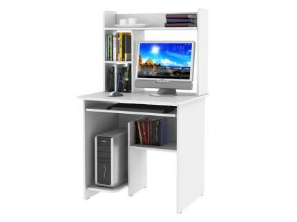 Компьютерный стол БОНмебель, белый