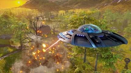 Игра Destroy All Humans! Коллекционное издание для PC