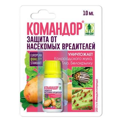 Защита от насекомых вредителей Командор 10 мл, Грин Бэлт