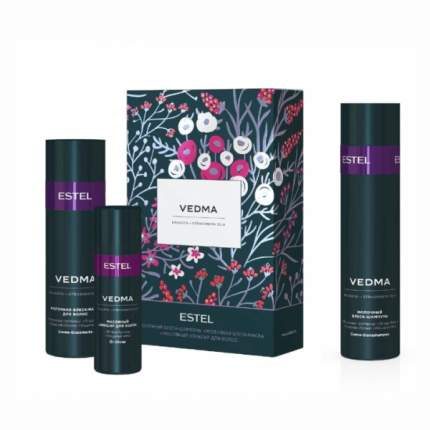 Набор для волос Estel VEDMA - (шампунь 250 мл, маска 200 мл, масло-эликсир 50 мл)