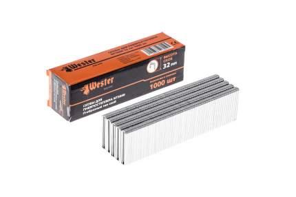 Скобы для электростеплера Wester 826-019 323145