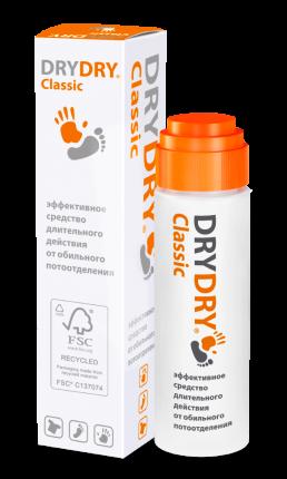 Дезодорант Dry Dry Original 35 мл