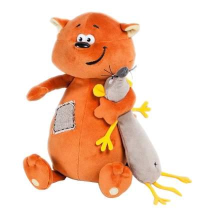Мягкая игрушка Maxitoys Котэ & Mouse в Коробке, 25 см