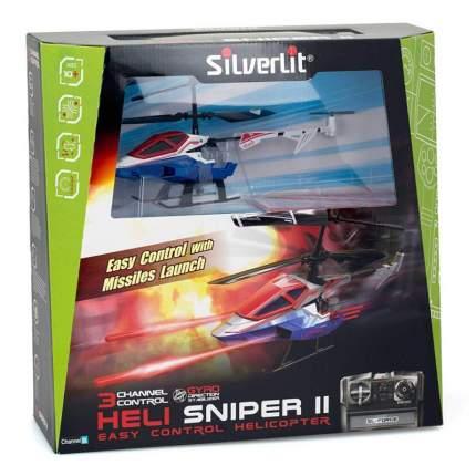 Радиоуправляемый вертолет Silverlit, Heli Sniper 2, 3-х канальный со стрелами