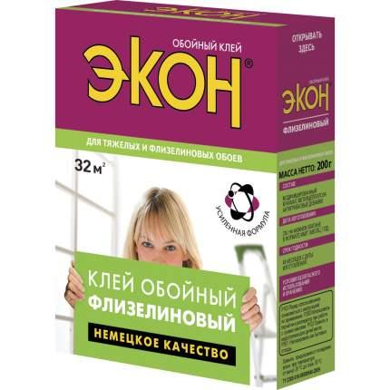 Обойный клей ЭКОН Флизелиновый, 200 г 2077903