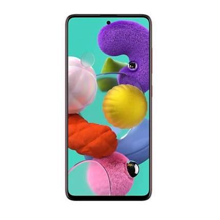Смартфон Samsung Galaxy A51 128Gb Red (SM-A515F)