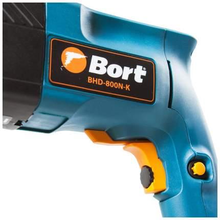 Сетевой перфоратор Bort BHD-800N-K 91270689