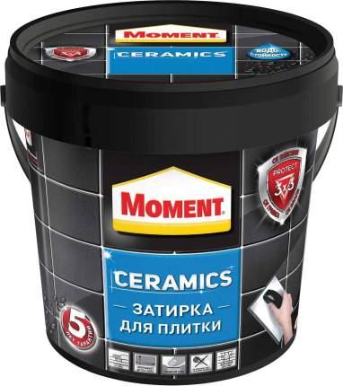 Затирка Moment Ceramics 1 кг,(белый) 1971918