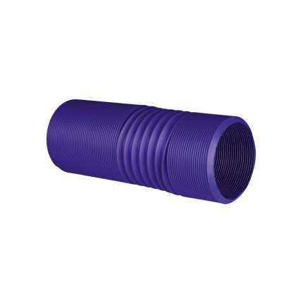 Тоннель для грызунов TRIXIE Playing Tunnel, пластик, фиолетовый, 10х75 см