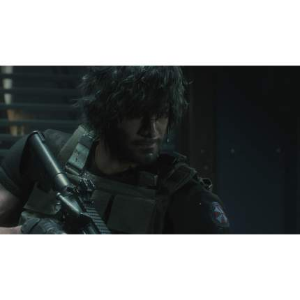Игра Resident Evil 3. Remake для PlayStation 4