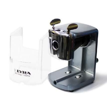 Lyra Механическая точилка LYRA с металлическим корпусом, 12 мм