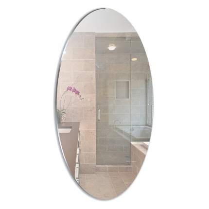 Зеркало MIXLINE овал 350х630