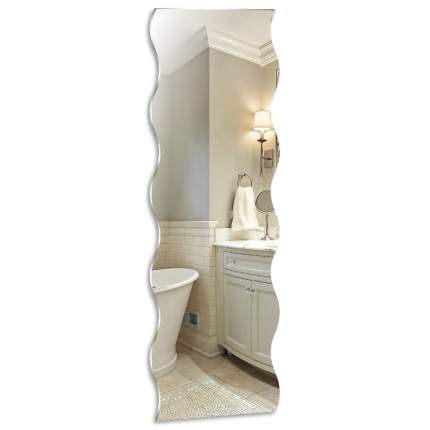 Зеркало MIXLINE Волна-декор 500х750