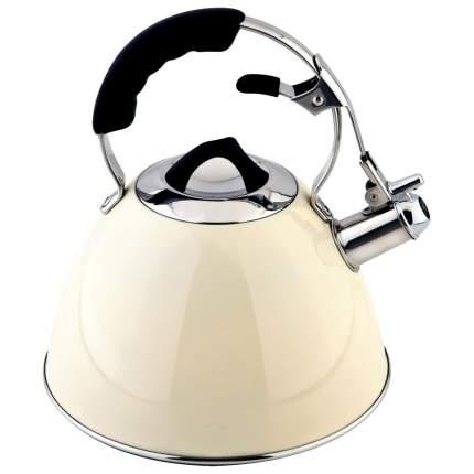 Чайник для плиты Carl Schmidt Sohn Aquatic 3 л цвет Кремовый