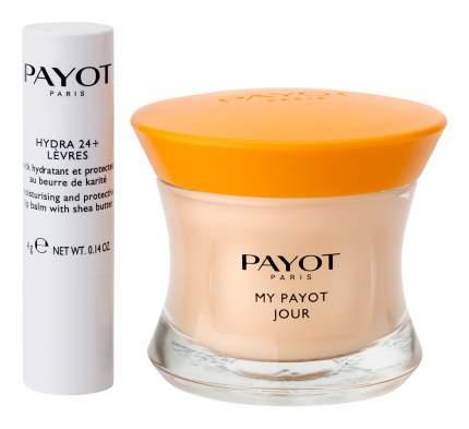 Набор средств по уходу за лицом Payot My Payot Set крем дневной 50 мл+бальзам для губ 4 г