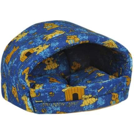 Домик для кошек и собак Бобровый Дворик Эстрада №1 Эксклюзив, в ассортименте, 41x36x30см