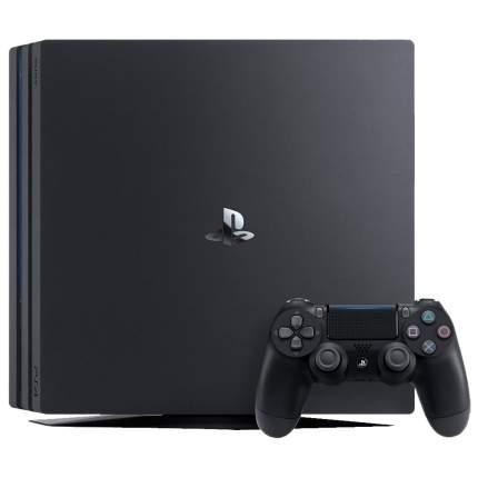 Игровая приставка Sony Playstation 4 Pro 1TB (CUH-7208B) Black