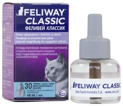 Модулятор поведения для кошек Сева Feliway Classic сменный флакон 48мл