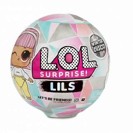 Кукла LOL Surprise Сестрички - Зимнее диско 559672