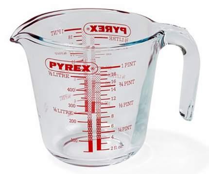 Стакан мерный Pyrex 0,5л