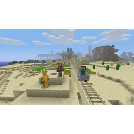 Игра Minecraft для PlayStation 4