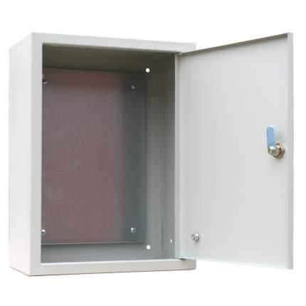 Щит с монтажной панелью ЩМП-04 IP31 (400х300х155) RUCELF