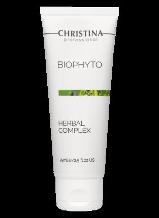 Пилинг растительный облегченный Christina Bio Phyto Herbal Complex 75 мл