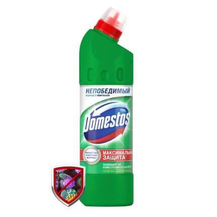 Универсальное чистящее средство Domestos двойная сила хвойная свежесть 500 мл