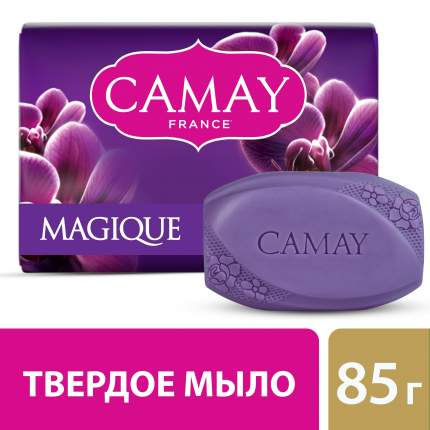 """Camay твердое мыло """"Магическое заклинание"""" 85 гр"""
