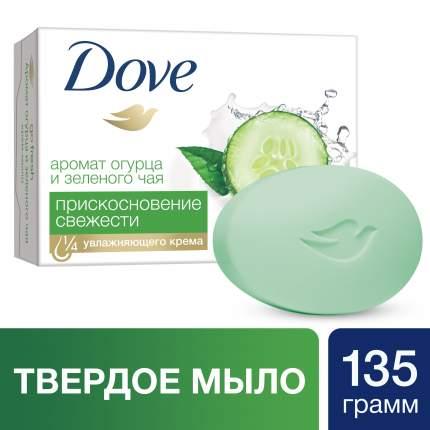 """Dove крем-мыло """"Прикосновение свежести"""", 135 гр"""