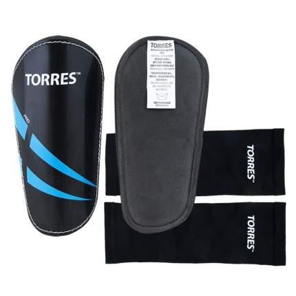 Щитки футбольные Torres Pro, L, Профессиональный