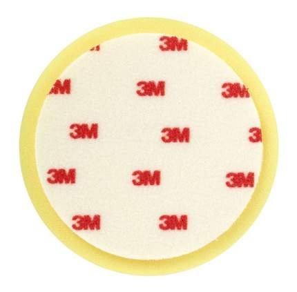 Полировальник поролоновый 3M Perfect-It™ 150мм , Желтый 50488
