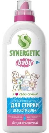 Средство для стирки детского белья Synergetic 1 л