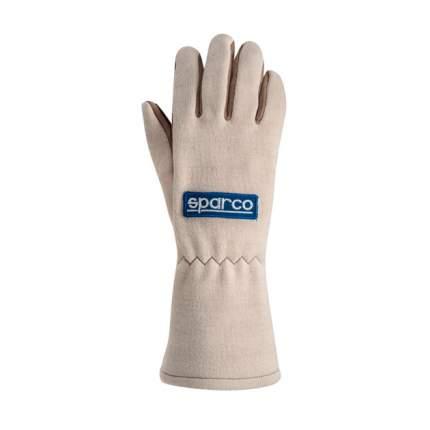 Перчатки для автоспорта Sparco FIA LAND CLASSIC, винтаж, бежевый, р-р 09 00130409EC