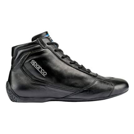 Ботинки для автоспорта Sparco SLALOM RB-3 CLASSIC, FIA, винтаж, черный, р-р 37 00123937NR