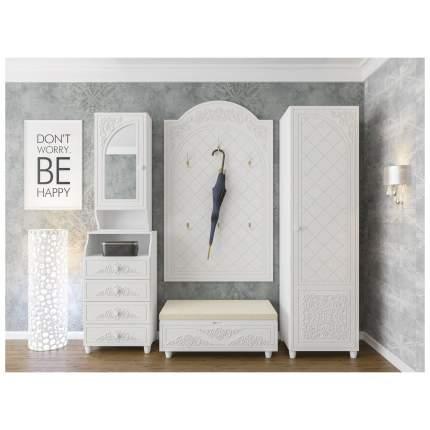 Вешалка Компасс-мебель Соня премиум KOM_SO29_1_premium Белый