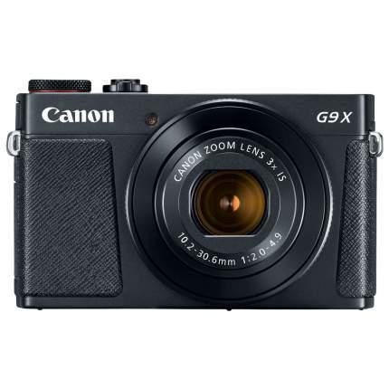 Фотоаппарат цифровой компактный Canon PowerShot G9 X Mark II Black