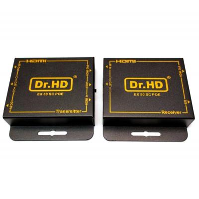 HDMI удлинитель по UTP / Dr.HD EX 50 SC POE