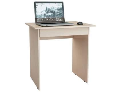 Компьютерный стол MFMaster Милан-2Я МСТ-СДМ-2Я-ДМ-16, дуб молочный