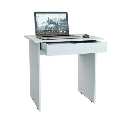 Компьютерный стол MFMaster Милан-2Я МСТ-СДМ-2Я-БТ-16, белый