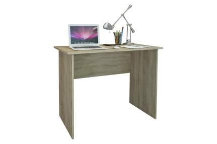Компьютерный стол MFMaster Милан-105 МСТ-СДМ-15-ДС-16, дуб сонома