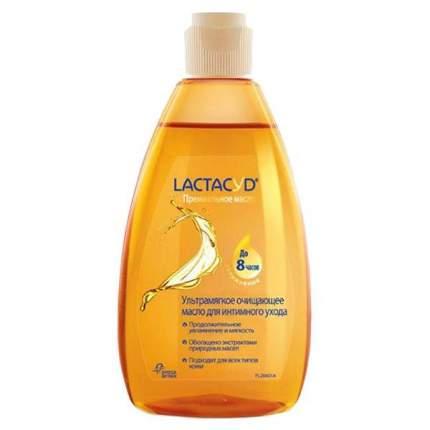 Средство для интимной гигиены Lactacyd Премиальное очищающее масло 200 мл