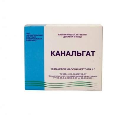 Канальгат Архангельские водоросли пакеты 20 шт.