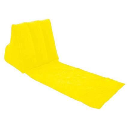 Надувное кресло Baziator S0240A желтый