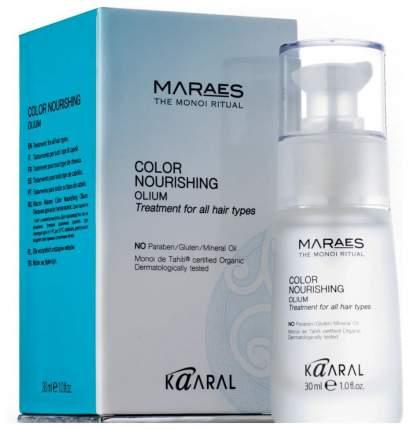 Масло Kaaral Maraes Color Nourishing Olium питательное 30 мл