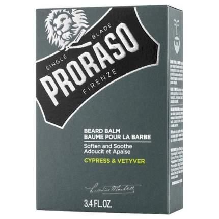 Масло для бороды Proraso Cypress & Vetyver 100 мл